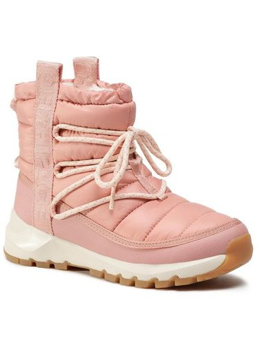 The North Face Śniegowce Thermoball Lace Up NF0A4AZGVCJ Różowy 359.00PLN