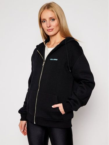 Local Heroes Bluza Disconnect AW2021S0010 Czarny Relaxed Fit 189.00PLN