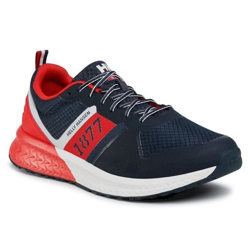 Sneakersy HELLY HANSEN - Alby 1877 Low 11621_597 Navy/Off White/Alert Red 359.00PLN