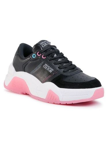 Versace Jeans Couture Sneakersy E0VVBSF8 Czarny 509.00PLN