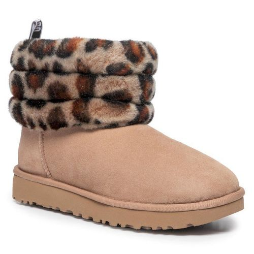 Buty UGG - W Fluff Mini Quilted Leopard 1105358 Amp 759.00PLN