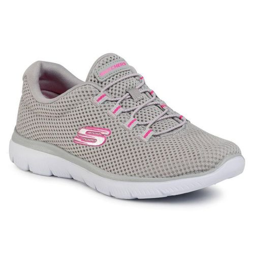 Sneakersy SKECHERS - Quick Lapse 12985/GYHP Gray/Hot Pink 169.00PLN