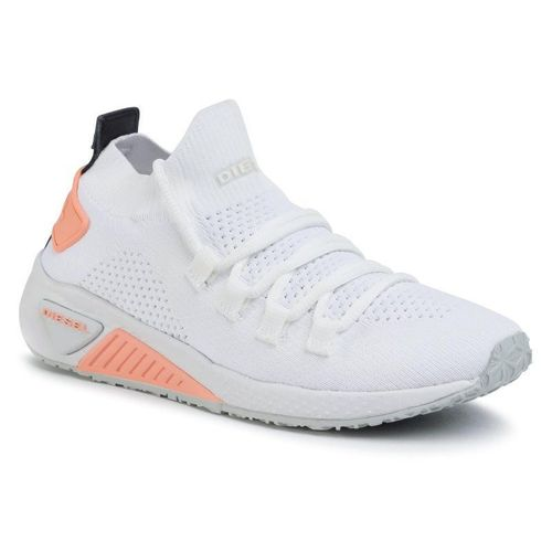 Sneakersy DIESEL - S-Kb Athl Lace W Y01999 P2215 H7788 Star White/White/Can 419.00PLN