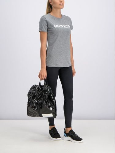 Calvin Klein Performance T-Shirt 00GWF8K139 Szary Relaxed Fit 179.00PLN