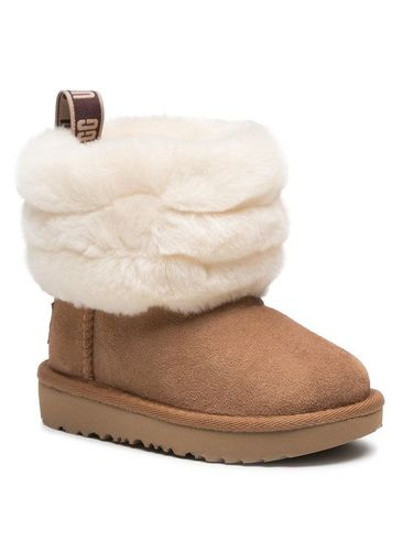 Ugg Buty T Fluff Mini Quilted 1103612T Brązowy 499.00PLN