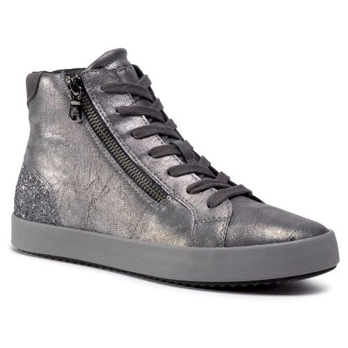 Sneakersy GEOX - D Blomiee B D026HB 0PVEW C9004 Anthracite 289.00PLN
